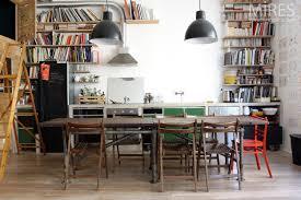 cuisine recup idées déco cuisine récup industrielle atelier connection deco