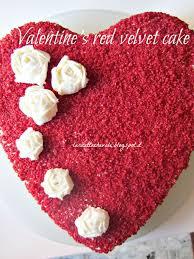 valentines red velvet cake idea valentine cakes cake ideas by
