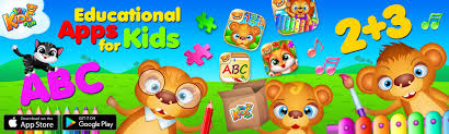educational apps for kids ios android 123 kids fun apps