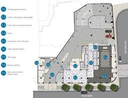 O2 Floor Plan by Glória 122