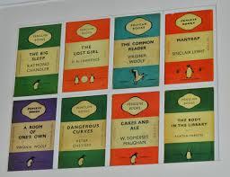 book u0026acuppa penguin postcards