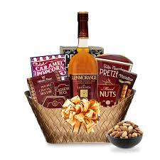 scotch gift basket buy glenmorangie lasanta scotch gift basket online