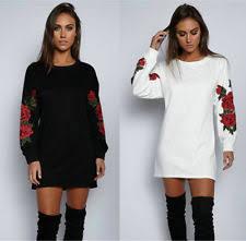 womens shirt dress ebay