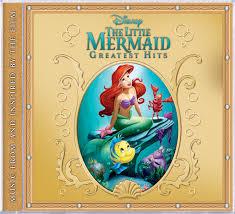 mermaid greatest hits disney music