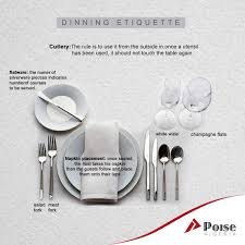 Proper Table Setting Silverware Poise Nigeria على تويتر