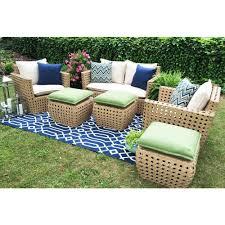 Mainstays Crossman 7 Piece Patio Dining Set by Outdoor Seating Sets Outdoor Seating Sets Home Garden