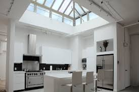Small Energy Efficient Homes by Skylight Lighting Ideas Nice Modern Skylight Lighting System On