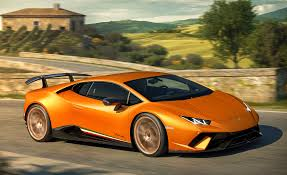 lamborghini jeep 2018 lamborghini huracan performante photos and info news car