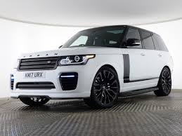 range rover autobiography custom bespoke u0026 custom made luxury suvs for sale saxton 4x4