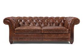 Antique Couches The Westminster Chesterfield Leather Sofa Rose And Moore