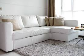 Best Ikea Sofas by Ikea White Leather Sofa Rooms