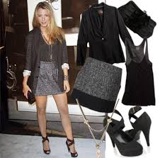 how to dress like blake lively for less college fashion