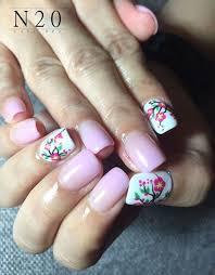 gel manicure polish gelish nail art singapore nail salon services