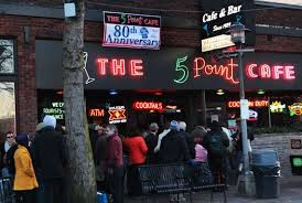 the 5 point cafe thanksgiving at 5 point cafe in seattle wa on