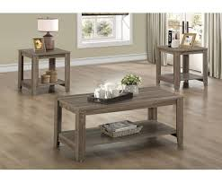 Coffee Table Set Loon Peak Jalen 3 Coffee Table Set Reviews Wayfair