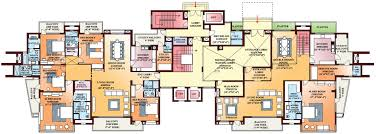 Floor Plan View by Parsvnath Exotica Gurgaon Discuss Rate Review Comment Floor