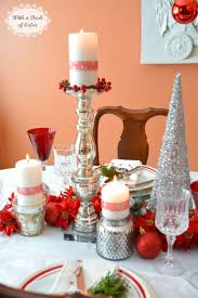 Christmas Table Decorating Ideas 2015 808 Best Christmas Table Decorations Images On Pinterest