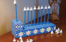 menorah for kids candy menorah hanukkah activity for kids highlights your child you