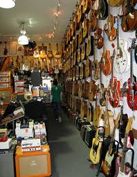 best guitar shops los angeles magazine