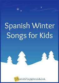winter songs for playground