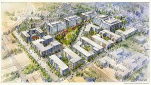 urban cool u0027 redmond mega project near microsoft to get two hotels