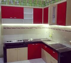 Kitchen Set Minimalis Untuk Dapur Kecil Kitchen Set Minimalis Sederhana Terbaru Dapur Minimalis Idaman