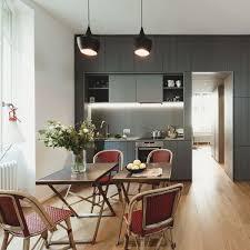 cuisine ouverte sur la salle à manger 50 idées gagnantes côté maison