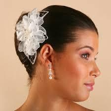 fleurs cheveux mariage coiffure mariage 13636 eclats de cristal