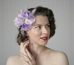 1950s hair accessories 1940s hair accessories flowers snoods wigs bandannas