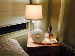 Bedside Table Height Relative To Bed I Tried The Famous Wake Up Light For A Week Business Insider