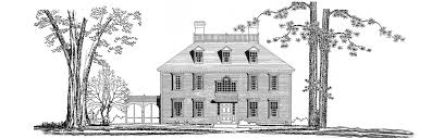 federal house plans the federal colonial exterior trim and siding the