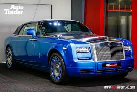 roll royce dubai auto trader uae news waterspeed drophead in dubai