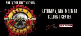 guns n roses golden1center