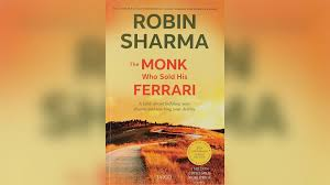 the monk who sold his ferrary 3 minutes books the monk who sold his