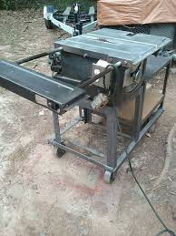 heavy duty table saw for sale craftsman 10 table saw planer combo w heavy duty stand tools
