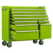 rolling tool storage cabinets viper tool storage lb4109r 41 inch 9 drawer 18g steel rolling tool