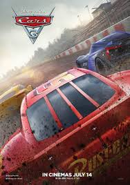 cars 3 cars 3 movie poster 7 of 16 imp awards