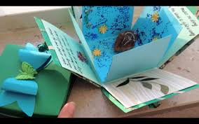 exploding box w bow easy diy for beginners