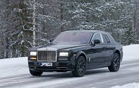 suv rolls royce rolls royce suv spied in sweden it u0027s shorter than a phantom