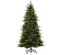 bethlehem lights 7 5 noble spruce tree w instant power