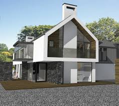 nest architects cookstown northern ireland modern vernacular