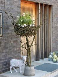 Cute Easter Outdoor Decorations by 29 Cool Diy Outdoor Easter Decorating Ideas Amazing Diy