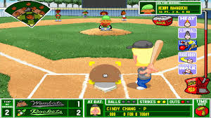 let u0027s play backyard baseball part 29 the playoffs youtube