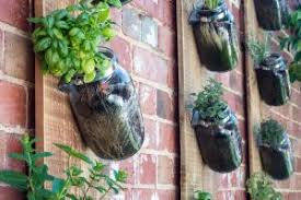 five ideas for your vertical herb garden u2013 handy garden wizard