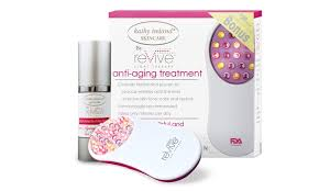 deep penetrating light therapy device revive led anti aging wand groupon goods