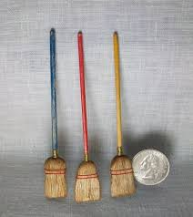 How To Make Dollhouse Furniture Out Of Household Items Different Techniques For How To Make Miniature Brooms Source
