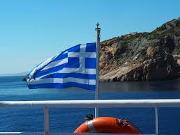 Greece Flag Colors Greece U0027s Shades Of Blue Flymetothemoontravel Com