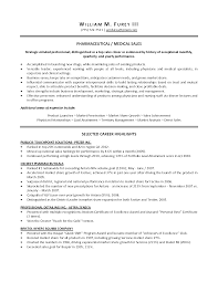 Life Insurance Agent Resume Resume For Medical Representative Job Free Resume Example And