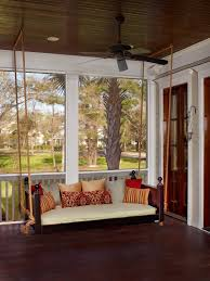 porch swing creating your sanctuary vintage porch swings