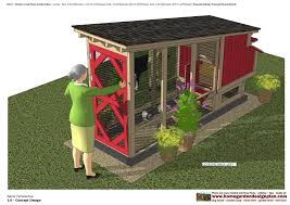 home garden plans m110 chicken coop plans construction